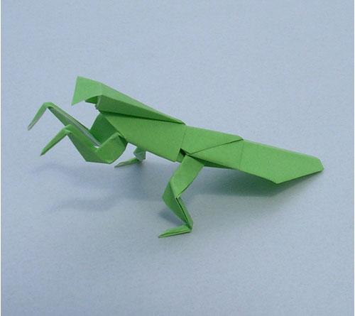 Оригами и природа